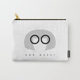 Edna Mode AND GUEST Carry-All Pouch
