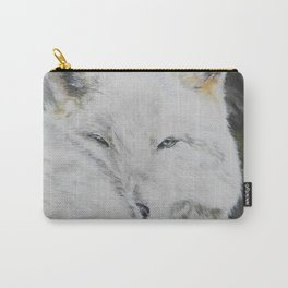 Eye of the Wild by Teresa Thompson Carry-All Pouch