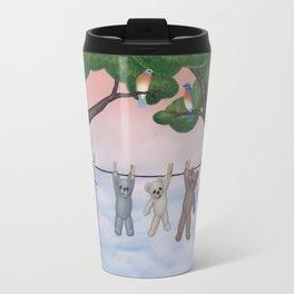 meadow fresh teddy bears Travel Mug
