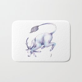 Eternal Deer Bath Mat