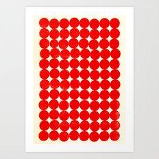 unity 2 Art Print