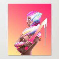 Acid Ranger Canvas Print