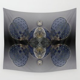 Domes of Doom Wall Tapestry