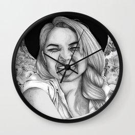 Debby Ryan Wall Clock