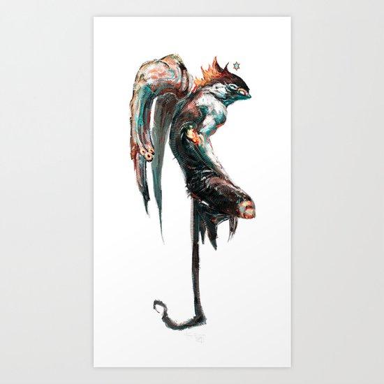 bakemono Art Print