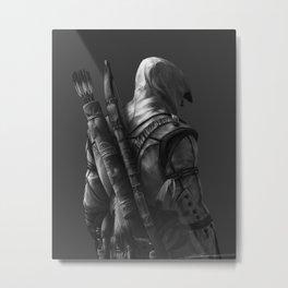 Connor Kenway Metal Print