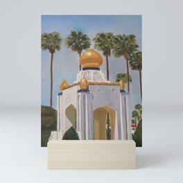 Self Realization Felowship Mini Art Print