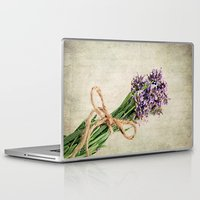 lavender Laptop & iPad Skins featuring Lavender by ThePhotoGuyDarren