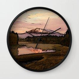 Sonfjaellet Wall Clock
