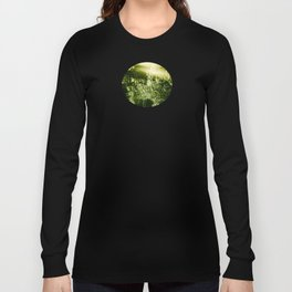 Reflecting Greens Long Sleeve T-shirt