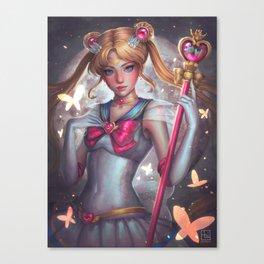 Sailormoon Canvas Print