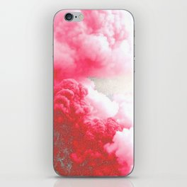 Pink Explosion iPhone Skin