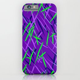 Maniacal iPhone Case