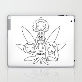 YAS KWEEN Laptop & iPad Skin