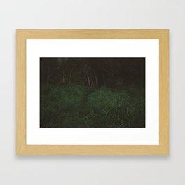 Unenlightened Framed Art Print