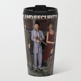 Homeland Security Travel Mug