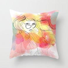 Betts Western Australia Throw Pillow