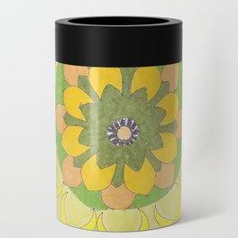 Flower of My Sun Can Cooler