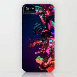 Saint Seiya x Wong Kar Wai (NO.1) iPhone Case