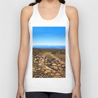 utah Tank Tops featuring Utah by Chris Root
