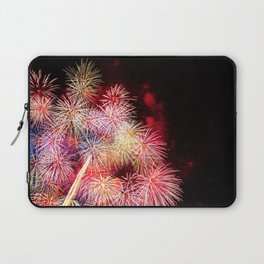 Celebrate Your Life with Fireworks! Laptop Sleeve