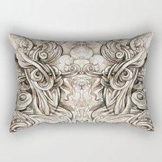 Cruciform Rectangular Pillow