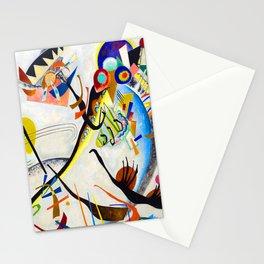 Wassily Kandinsky Blue Segment Stationery Cards