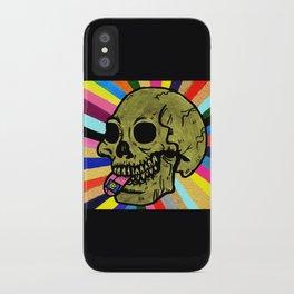 Flash Back iPhone Case