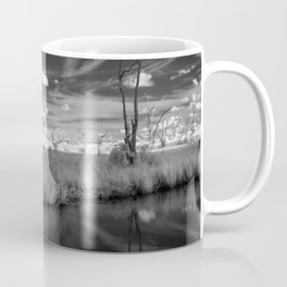 Cypress Cemetery Coffee Mug