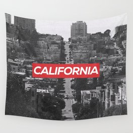 California Wall Tapestry