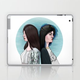 KENDALL AND KYLIE Laptop & iPad Skin