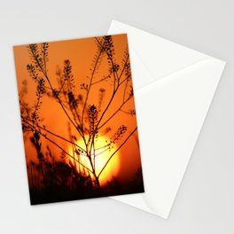 Goodnight Sun Stationery Cards
