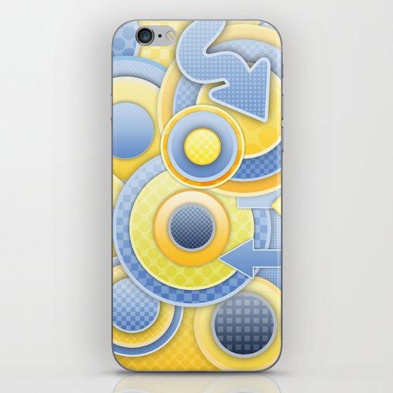 Mumbo Jumbo iPhone & iPod Skin