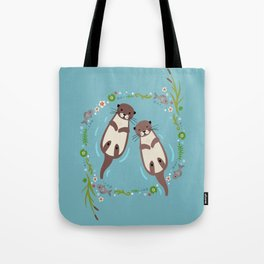 My Significant Otter Tote Bag