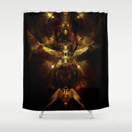 Thanatos: Prelude III Shower Curtain