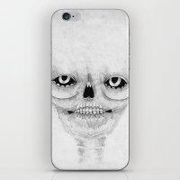 calavera iPhone & iPod Skins featuring Calavera by Cobrinha