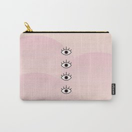 4 Seeing Eyes Carry-All Pouch
