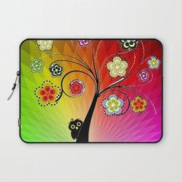 Healing Chakra Tree Laptop Sleeve