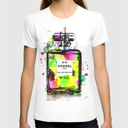 No 19 Colored T-shirt