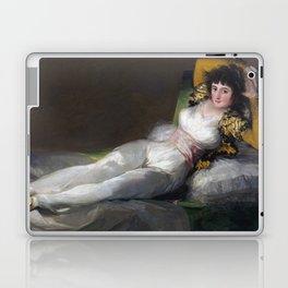 Francisco Goya - The Clothed Maja Laptop & iPad Skin