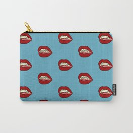 She Bites Carry-All Pouch