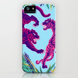 Take Me To The Wild iPhone Case