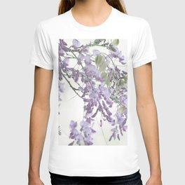 Wisteria Lavender T-shirt