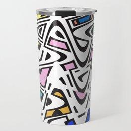 Trippy Pop Urban Travel Mug