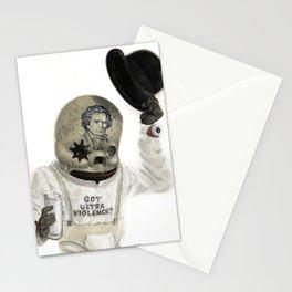 Clockwork Calavera Stationery Cards
