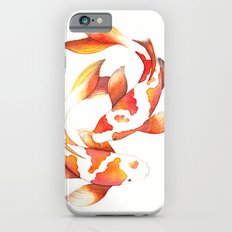 Watercolour Koi Fish iPhone 6 Slim Case