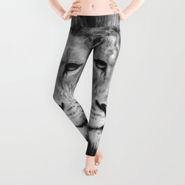 We just need a roar Leggings