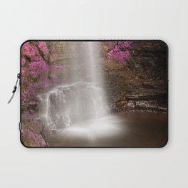 Pink Glencar Falls Laptop Sleeve