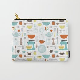 My Vintage Kitchen Carry-All Pouch
