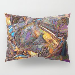 Abstract thirty by Tony Roberts Pillow Sham